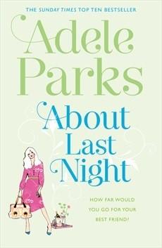 Okładka książki About Last Night