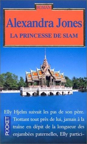Okładka książki La princesse de Siam