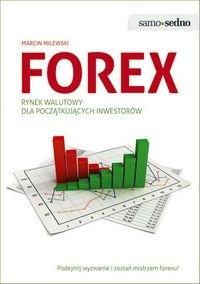 Okładka książki Forex Rynek walutowy dla początkujących inwestorów