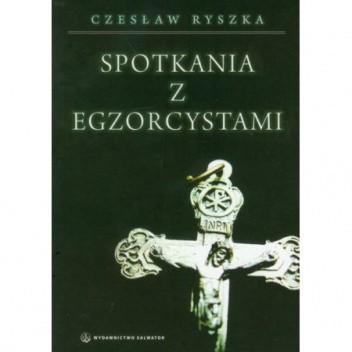 Okładka książki Spotkania z egzorcystami