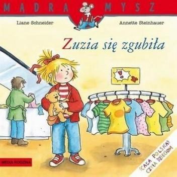 Okładka książki Zuzia się zgubiła