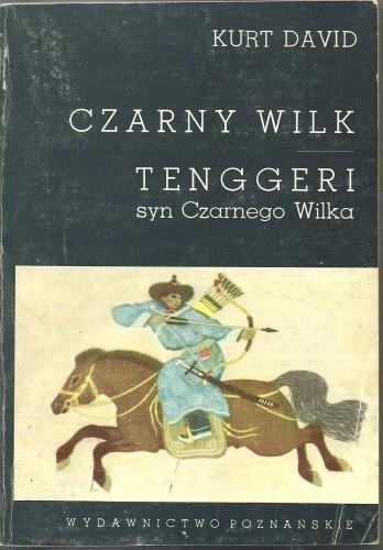 Okładka książki Czarny Wilk. Tenggeri syn Czarnego Wilka