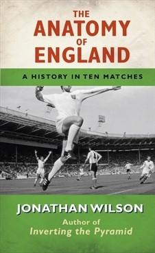 Okładka książki The Anatomy of England