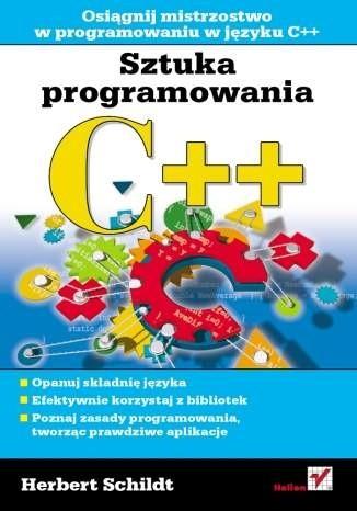 Okładka książki C++. Sztuka programowania