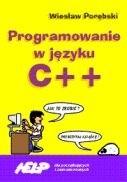 Okładka książki Programowanie w języku C++