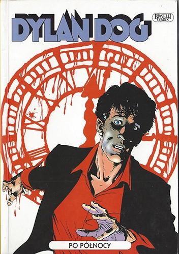 Okładka książki Dylan Dog: Po północy