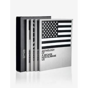 Okładka książki Hedi Slimane: Anthology of a Decade 2000-2010