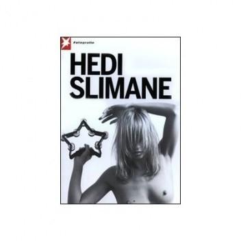 Okładka książki Hedi Slimane