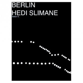 Okładka książki Hedi Slimane: Berlin