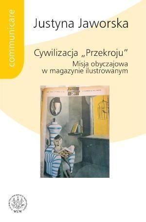 """Okładka książki Cywilizacja """"Przekroju"""""""