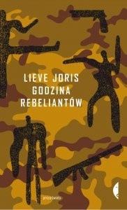 Okładka książki Godzina rebeliantów