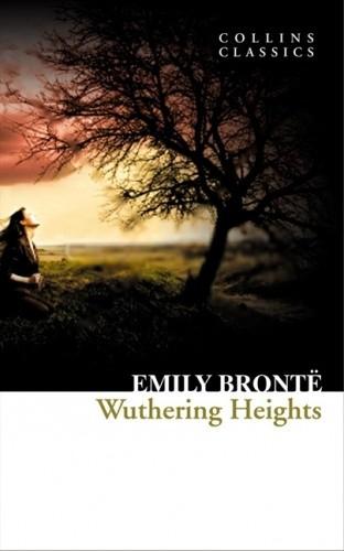 Okładka książki Wuthering Heights