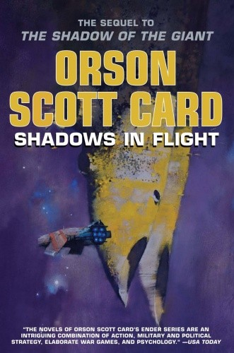 Okładka książki Shadows in Flight