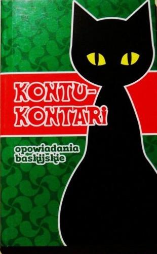 Okładka książki Kontu-kontari. Opowiadania baskijskie