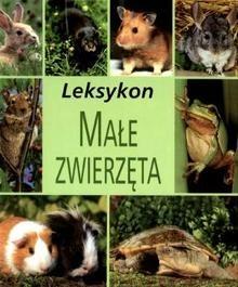 Okładka książki Leksykon: Małe zwierzęta