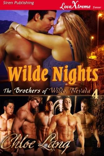 Okładka książki Wilde Nights
