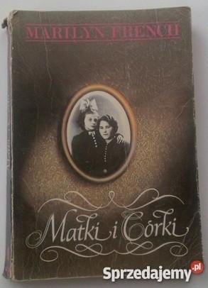 Okładka książki Matki i córki