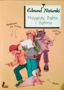 Okładka książki Przygody Bąbla i Syfona