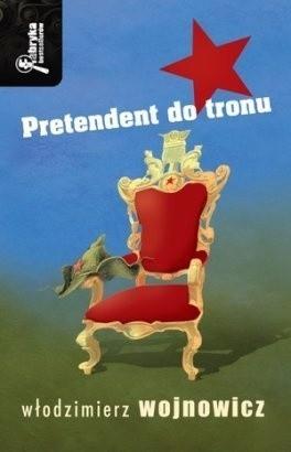 Okładka książki Pretendent do tronu