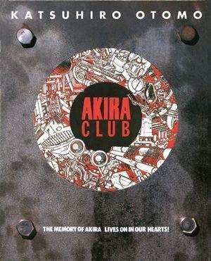 Okładka książki Akira Club