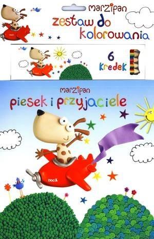 Okładka książki Piesek i przyjaciele