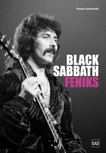 Okładka książki Black Sabbath. Feniks