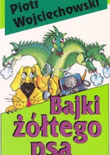 Okładka książki Bajki żółtego psa