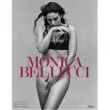 Okładka książki Monica Bellucci