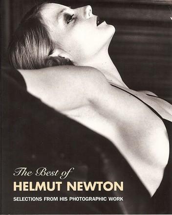 Okładka książki The Best of Helmut Newton