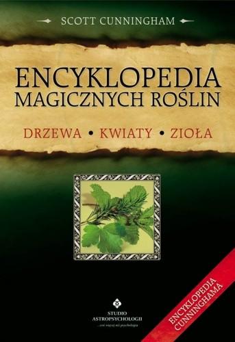 Okładka książki Encyklopedia magicznych roślin