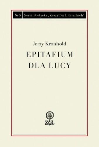 Okładka książki Epitafium dla Lucy