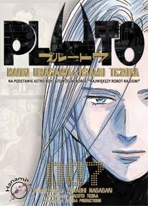 Okładka książki Pluto tom 7
