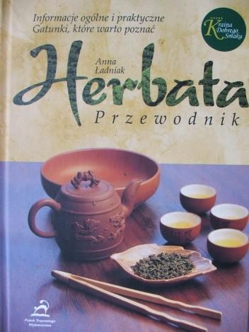 Okładka książki Herbata. Przewodnik