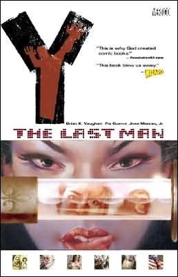 Okładka książki Y: The Last Man, Vol. 5: Ring of Truth