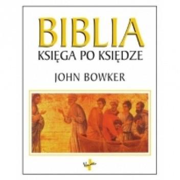 Okładka książki Biblia - księga po księdze