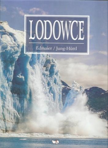 Okładka książki Lodowce