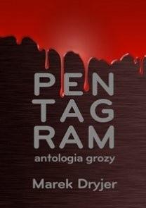 Okładka książki Pentagram. Antologia grozy