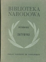 Okładka książki Satyryki