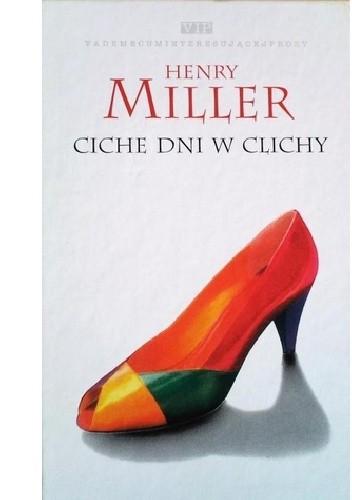 Okładka książki Ciche dni w Clichy