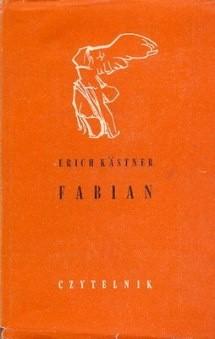 Okładka książki Fabian: Historia pewnego moralisty