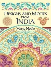 Okładka książki Designs and Motifs from India