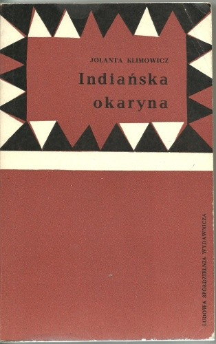 Okładka książki Indiańska okaryna