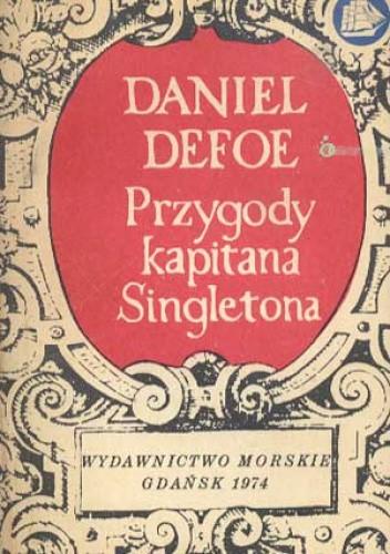 Okładka książki Przygody kapitana Singletona