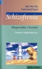 Okładka książki Schizofrenia. Diagnostyka i leczenie