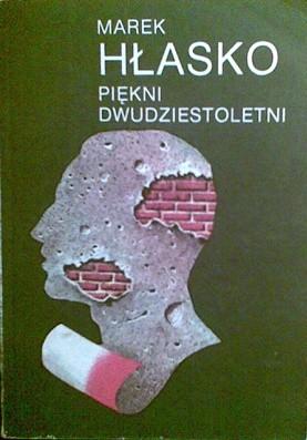 Okładka książki Piękni dwudziestoletni