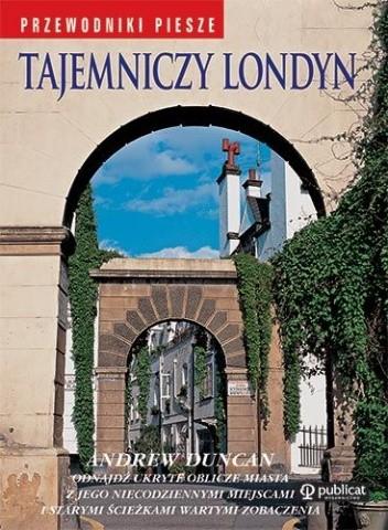 Okładka książki Tajemniczy Londyn