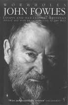 Okładka książki Wormholes Essays and Occasional Writings