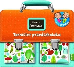 Okładka książki Tornister przedszkolaka