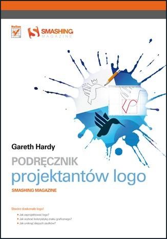 Okładka książki Podręcznik projektantów logo. Smashing Magazine