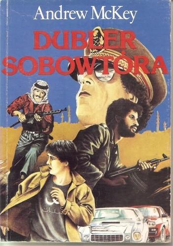 Okładka książki Dubler Sobowtóra
